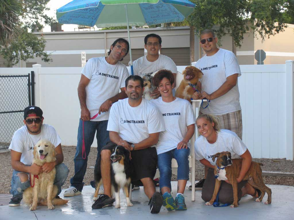 Our Dog Training Team